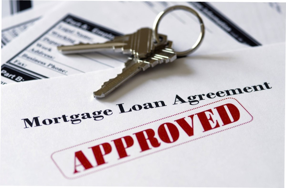 mortgage approved caption