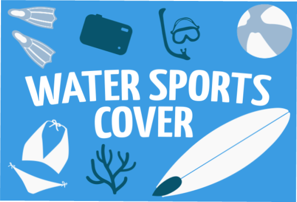 water sports travel insurance