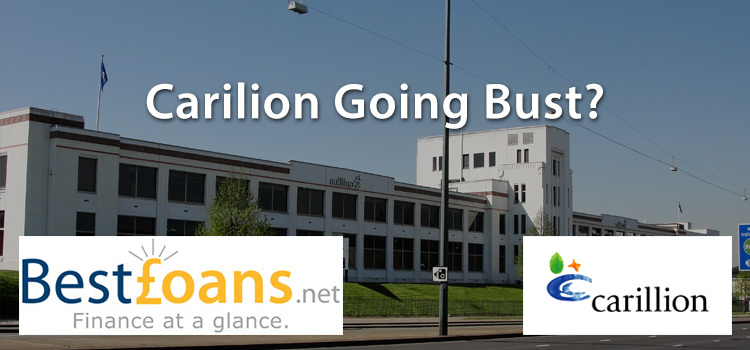Carillion Ask For Loan