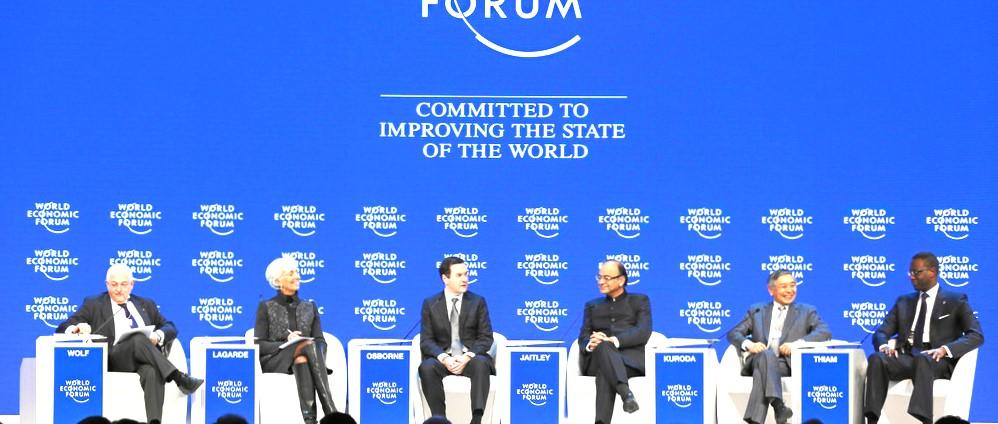 Davos talks