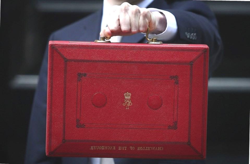 Uk Budget 2018