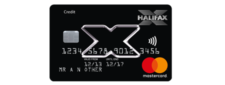 Halifax Long Interest Free Card