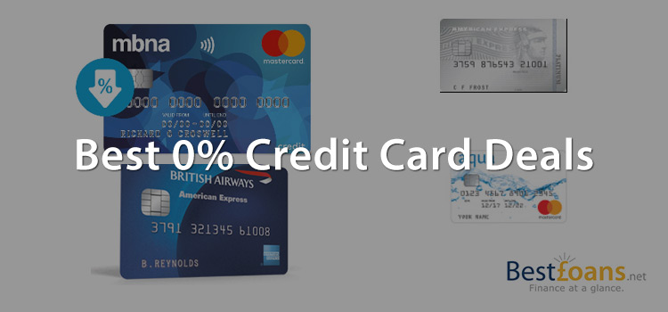 Best 0% Credit Card Deals Compared